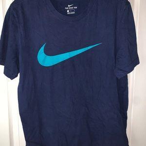 Nike navy shirt